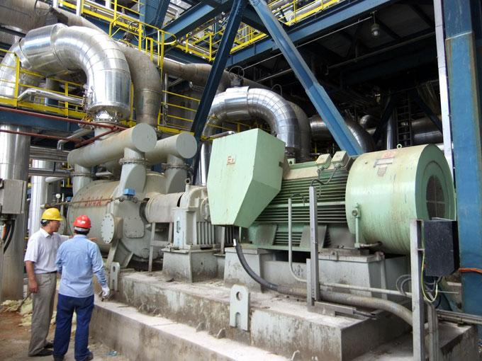 肯富来水泵项目名称: 逸盛石化