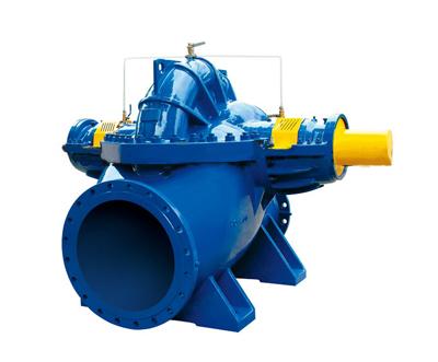 肯富来KPS系列单级双吸离心泵