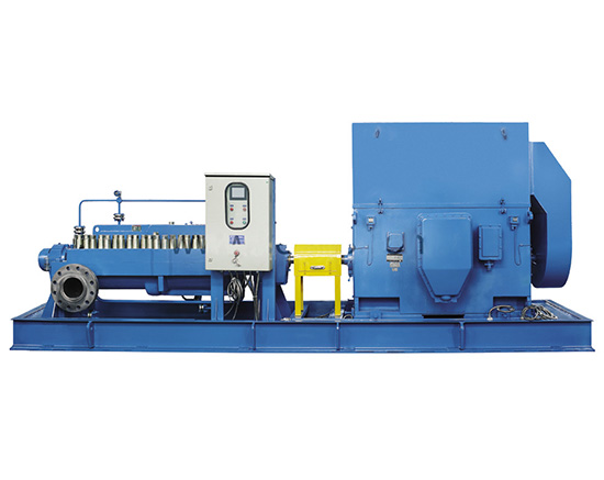 KHP系列中开多级离心泵