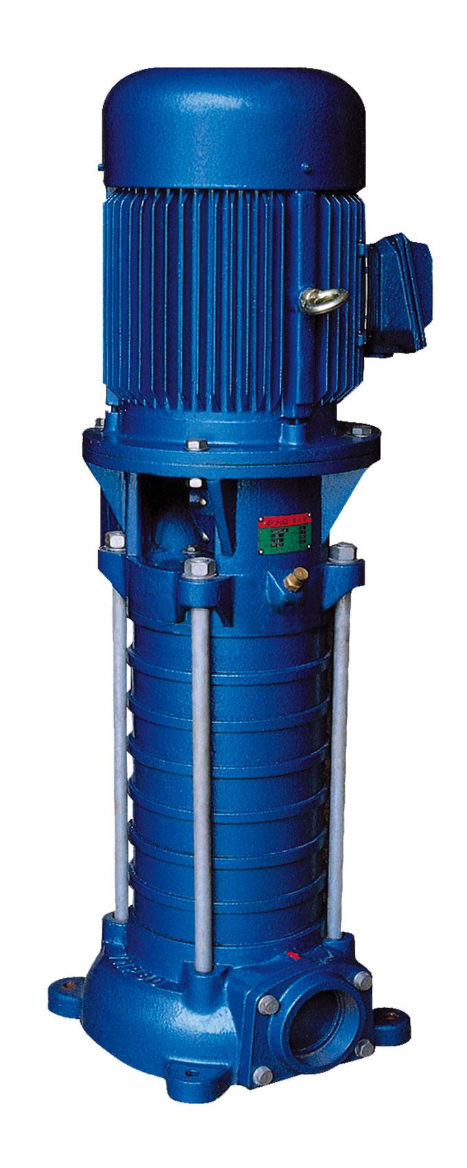 VMP系列立式多级离心泵