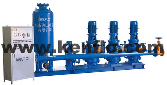 肯富来FBJ(S)系列变频调速恒压供水设备