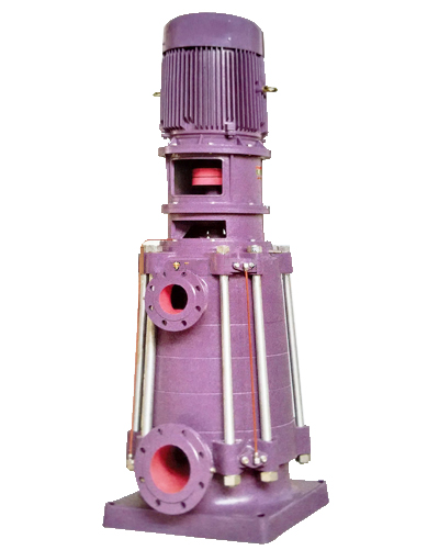 DL/DLR系列立式多级泵
