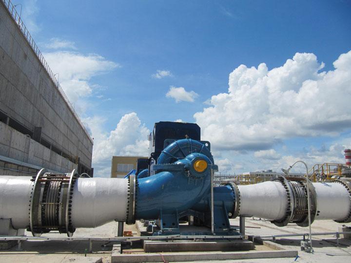 越南金瓯45万t/a合成氨、80万t/a尿素工程项目
