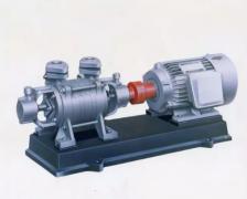 多级泵锅炉给水系统设备故障分析